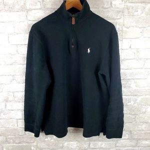 Mens Estate-Rub Quarter-Zip Pullover |M